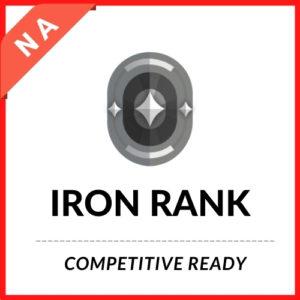 IRON RANK ACCOUNT [NA Region]